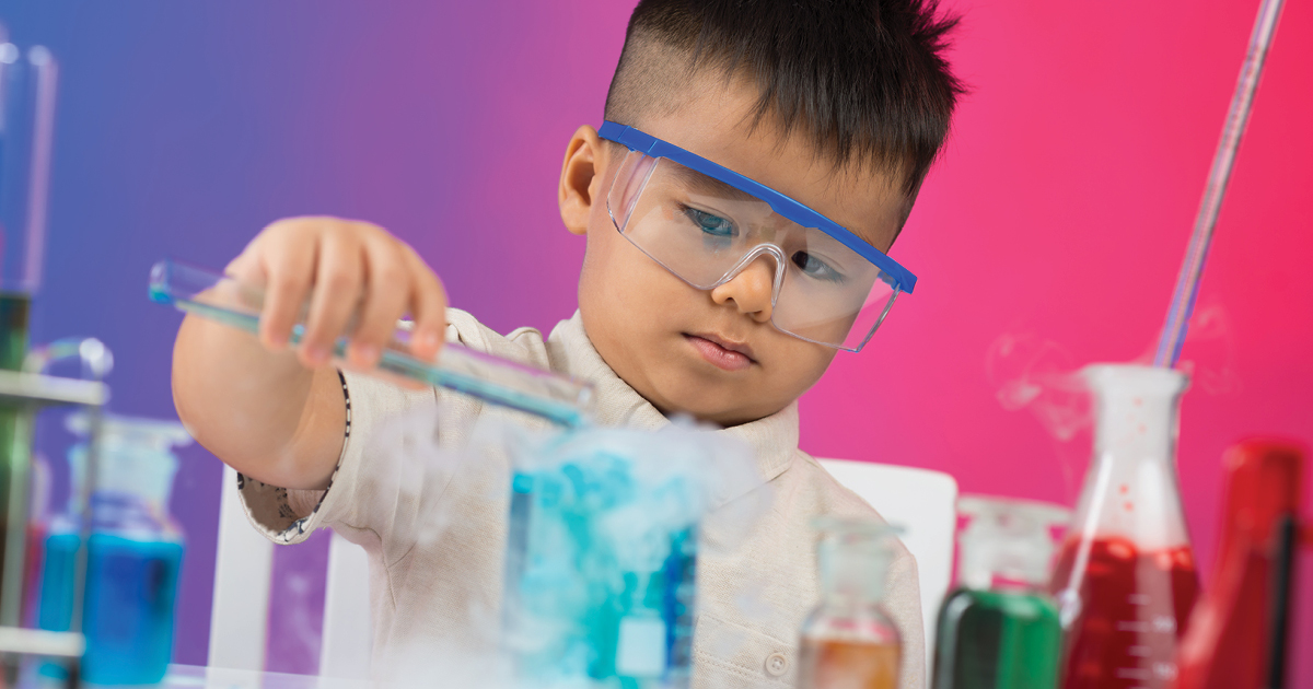 Little Science Lab | Snohomish STEM