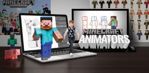 Minecraft Animators | Snohomish STEM